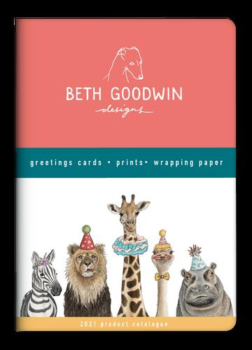Beth Goodwin for Goodchap's