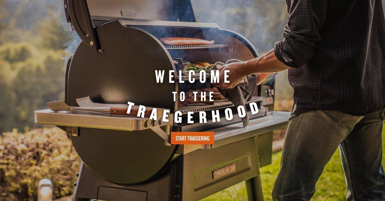 Welcome to the Traegerhood