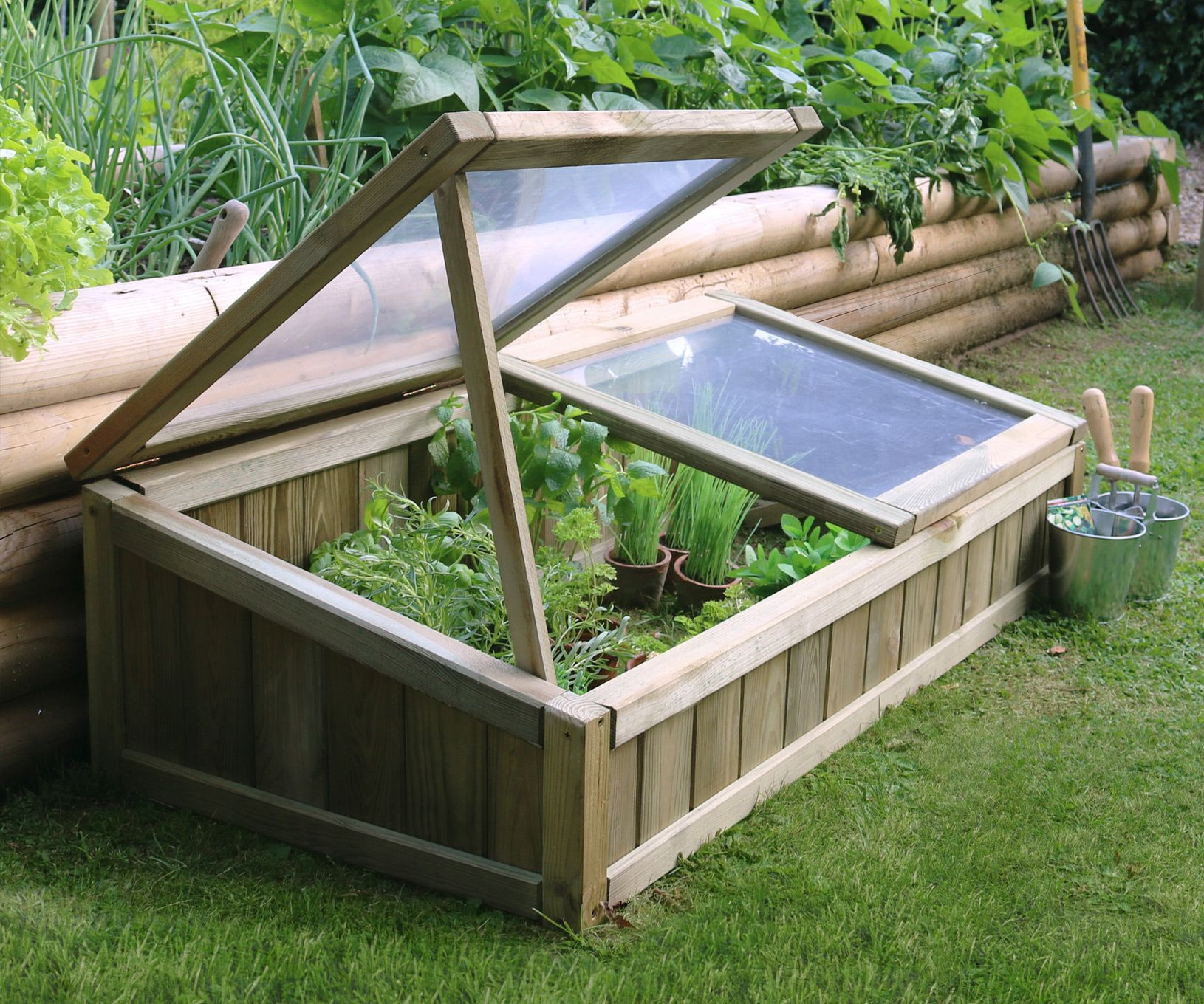 *NEW* Small Space Cold Frame by Zest 4 Leisure