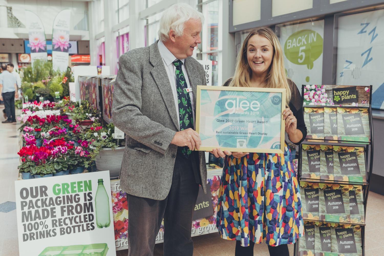 Darby Nursery Stock announced winners of green heart award