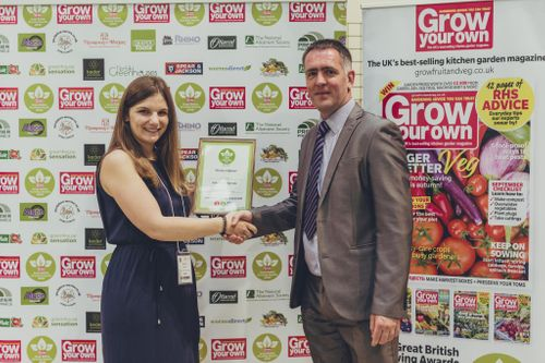 The Great British Growing Awards to return to Glee 2019