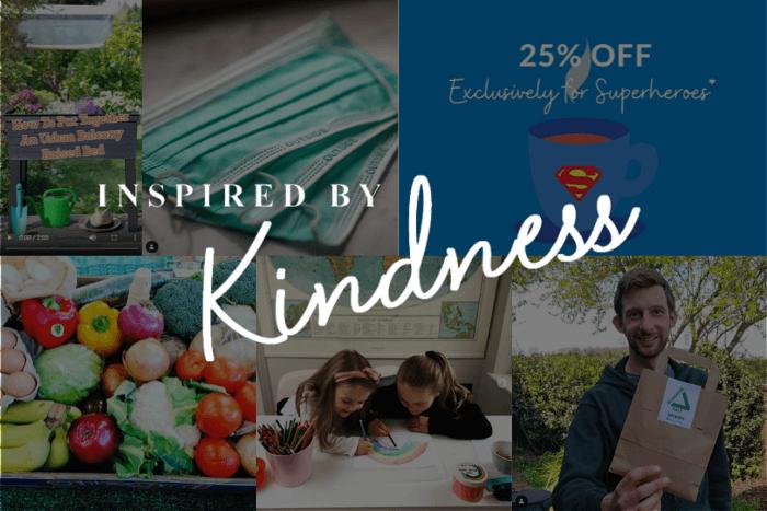 #InspiredByKindness: good news from the Glee community