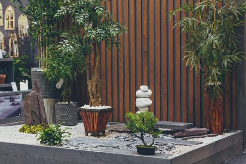 Trends in decorative landscaping