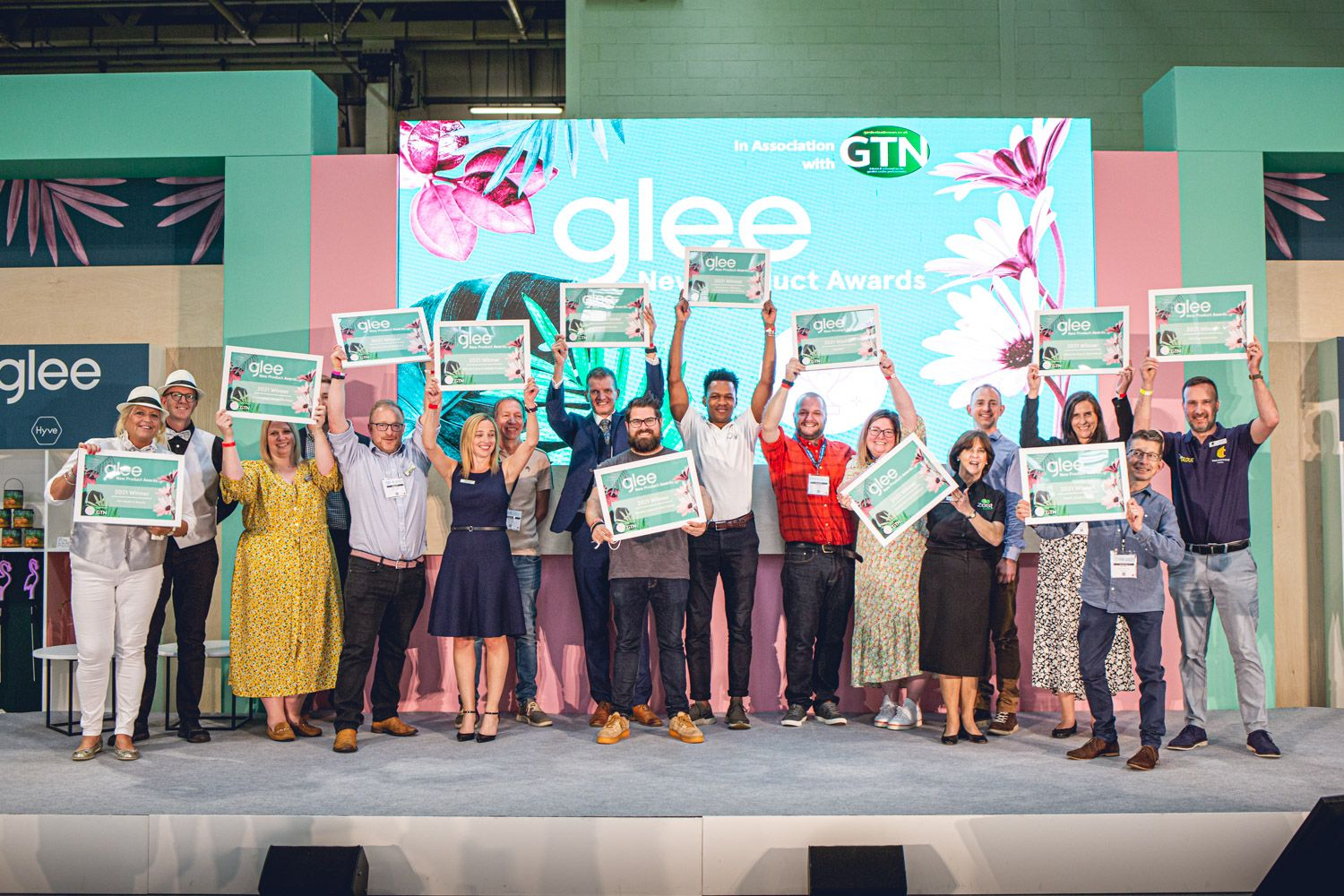The Glee New Product Showcase 2021 winners are revealed
