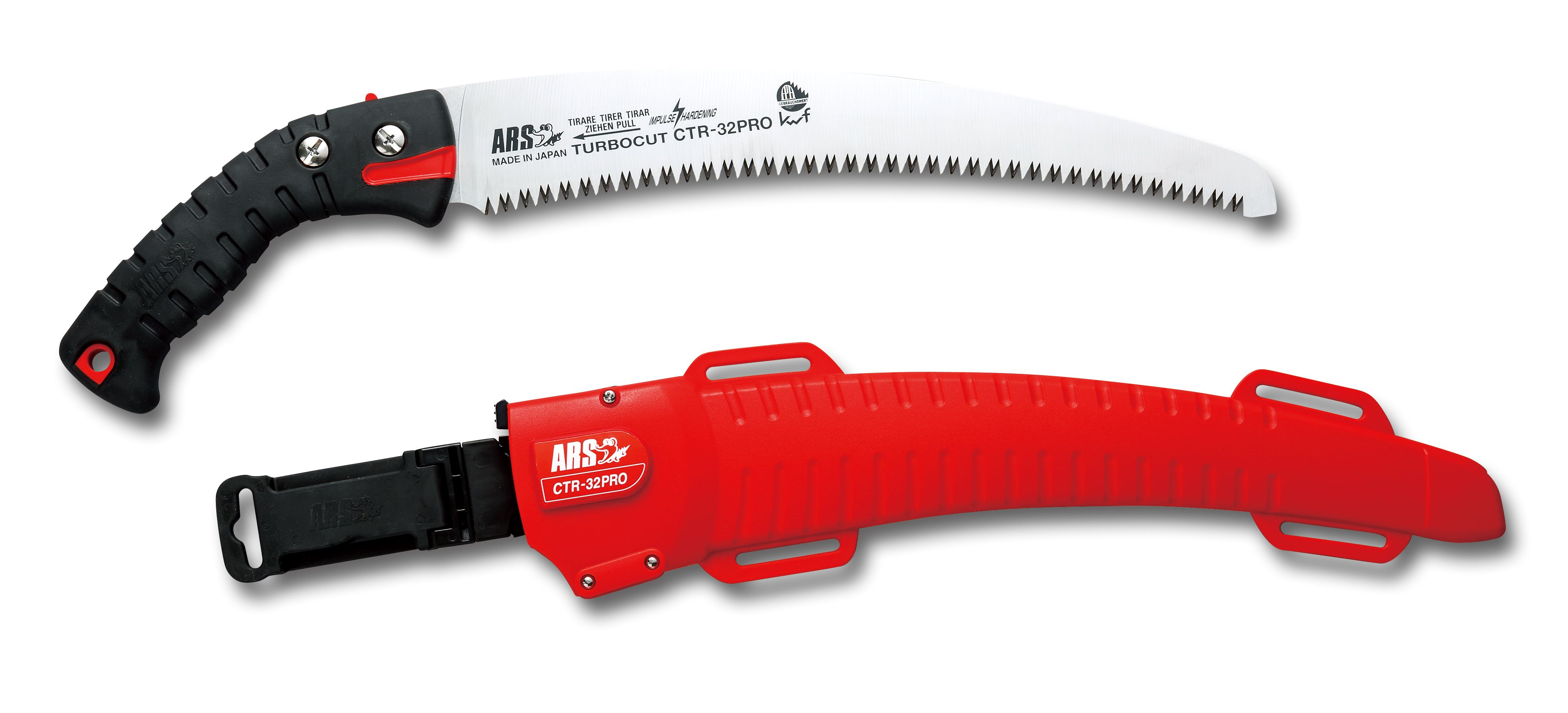ARS-CTR-32Pro Professional 'TurboCut' Pruning Saw