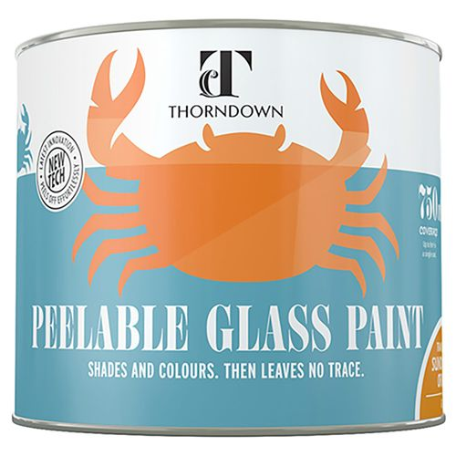 Thorndown Peelable Glass Paint