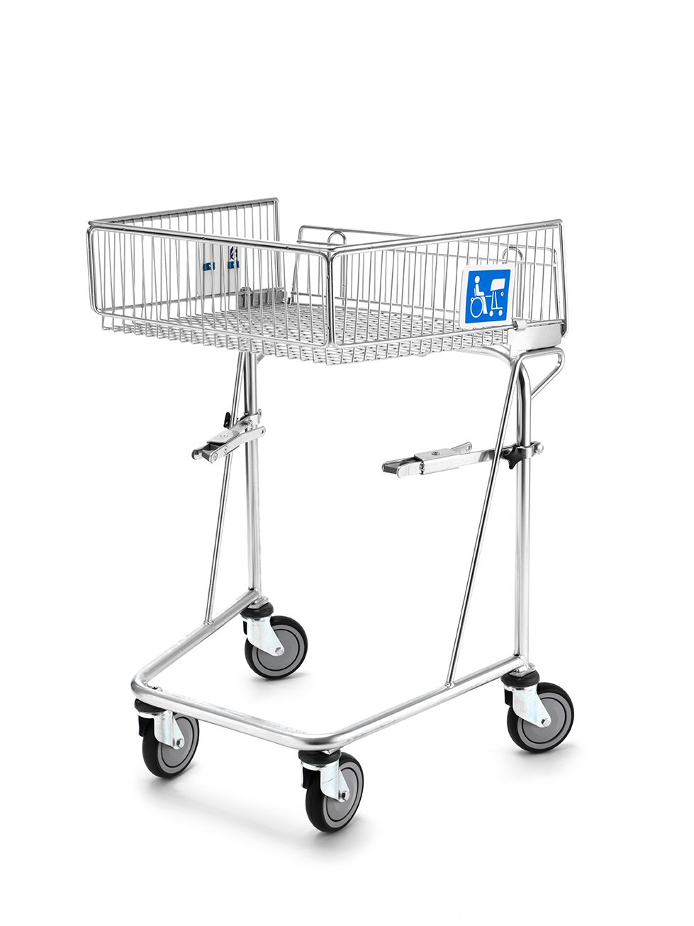 Trolley For Wheel Chair Use