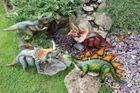 Prehistoric Garden - Dinosaur Ornaments from Primus