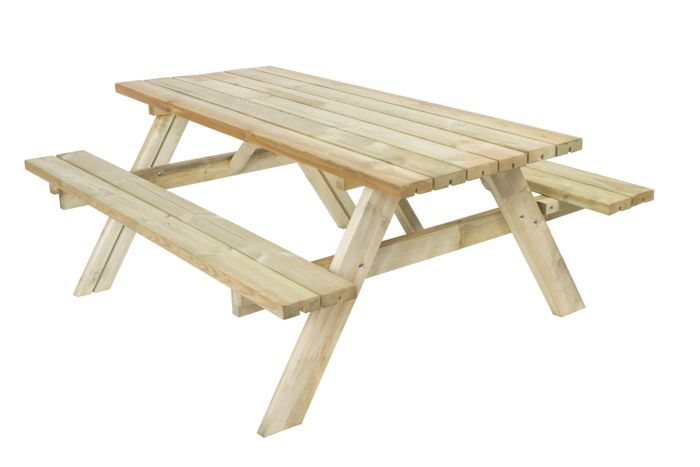 Combined garden table Classic
