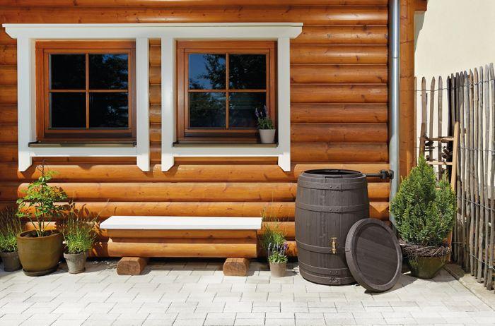 Barrica Rain Barrel - 260L & 420L