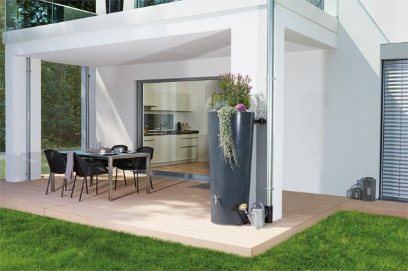 Stone 2in1 Water Butts 350L