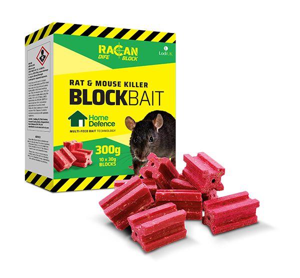 RACAN DIFE BLOCK 300G