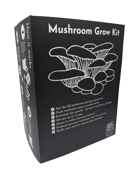 Grow Your Own Mushroom Kits