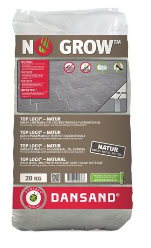 Dansand NO GROW TOP LOCK