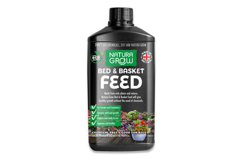 Natura Grow Bed & Basket Feed
