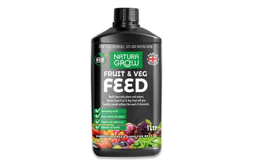 Natura Grow Fruit & Veg Feed