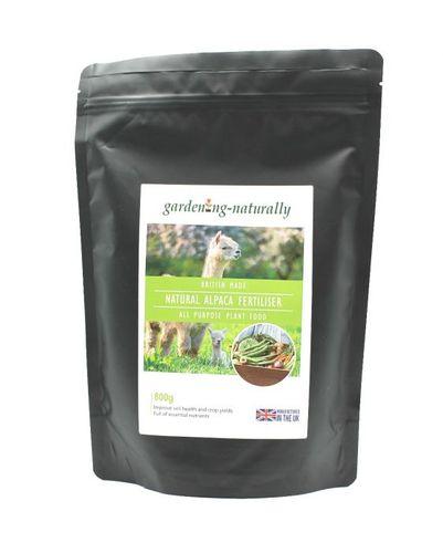 Natural Alpaca Fertiliser 800g