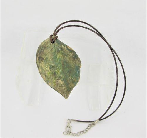 Leaf Art Jewellery Pendant Necklace