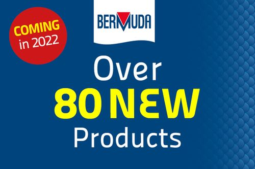 Bermuda - Over 80 NEW Products For 2022