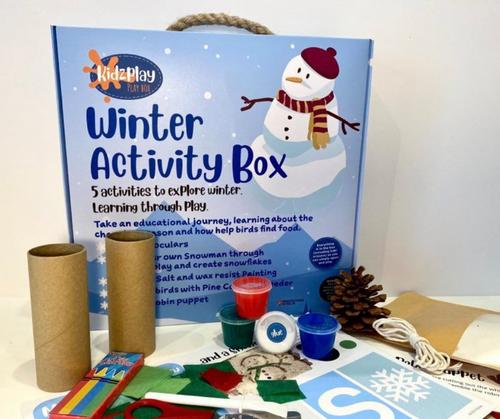 Winter Activity Box