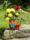 Naylor Lime Tree - Handpainted Wallpots, Planters and Wall Decorations