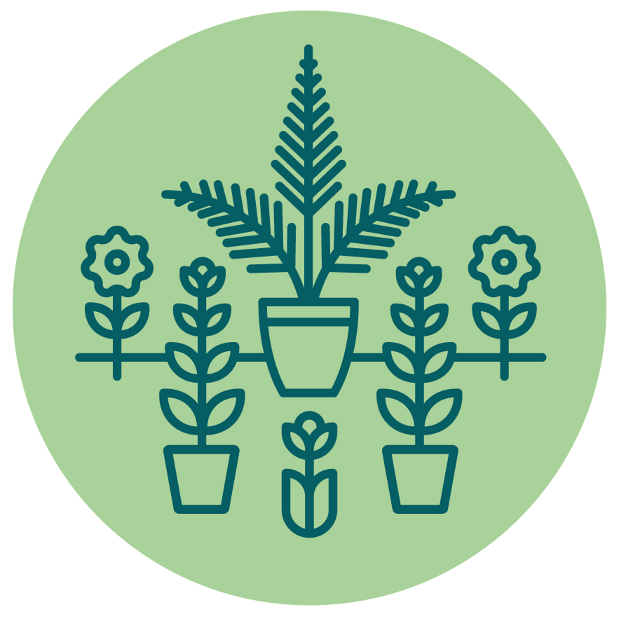 Glee birmingham - plants