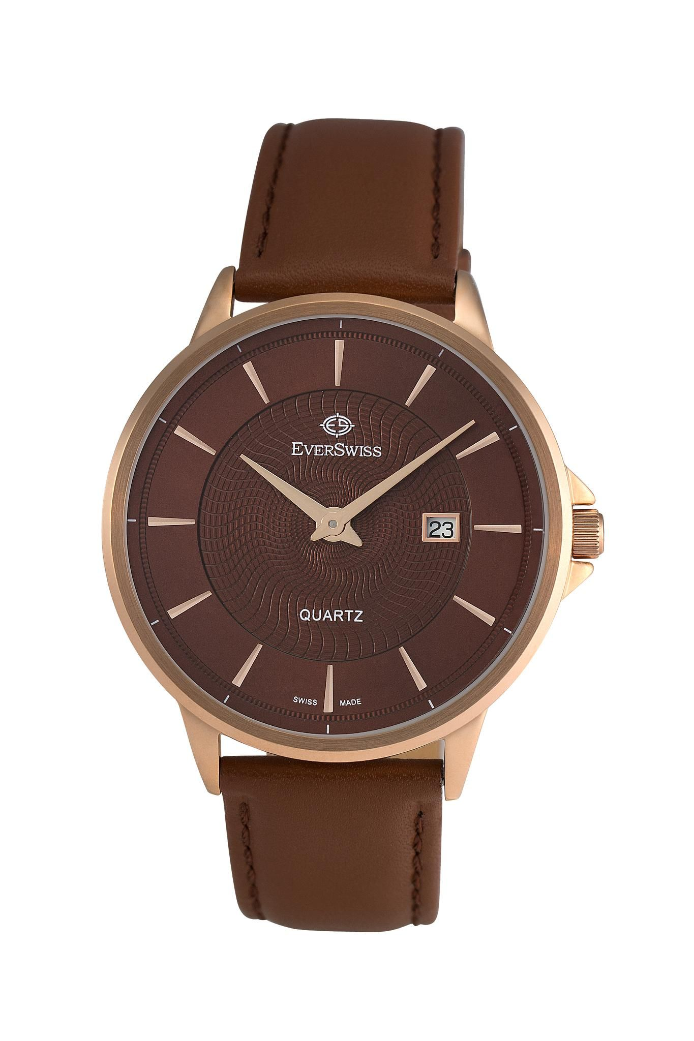 Gents Swiss Made Quartz Watch
