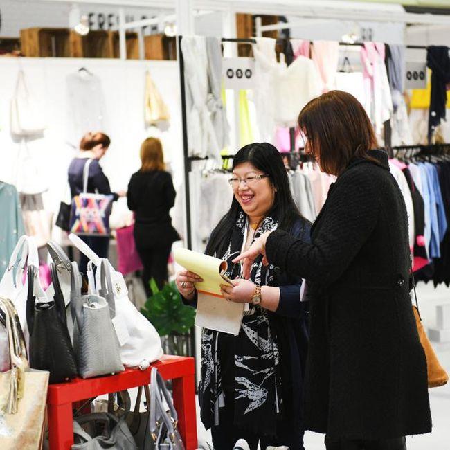 Why fashion's top buyers choose Moda