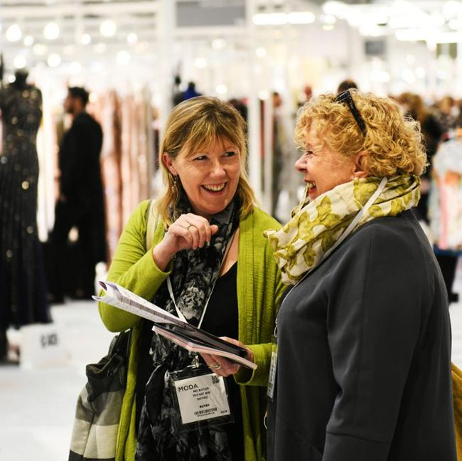 """Fashion buyers: """"Moda is all about building relationships"""""""