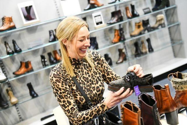 Meet the buyer... Fay & Lynn Clark, Finale Shoes
