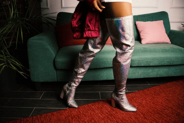 Footwear fit for Fashion Week