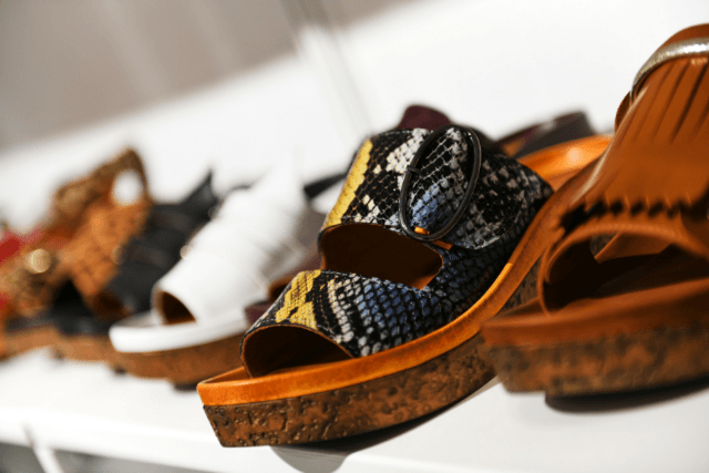 Meet the buyer... Sheila Barry, Donaghy's Shoes