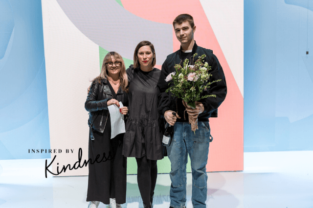 Introducing Finn Taberer, Moda's History in the Making winner