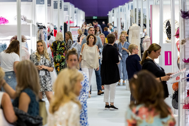 Moda dazzles for SS20 and places networking high on the agenda to drive new business