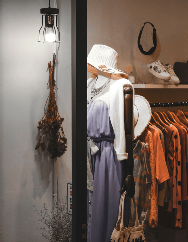 The art of designing an experiential shopping space