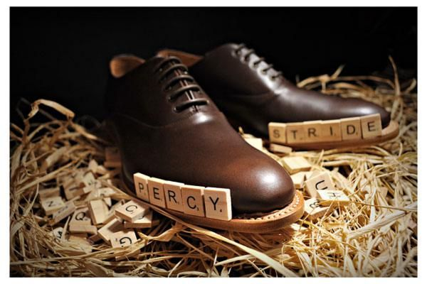 British-designed footwear makes its mark on Moda with Percy Stride