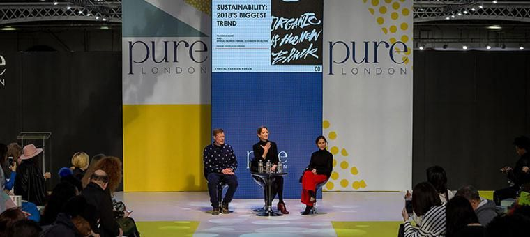 Caryn Franklin pure london