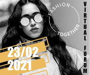 Fashion together 300 x 250 banner