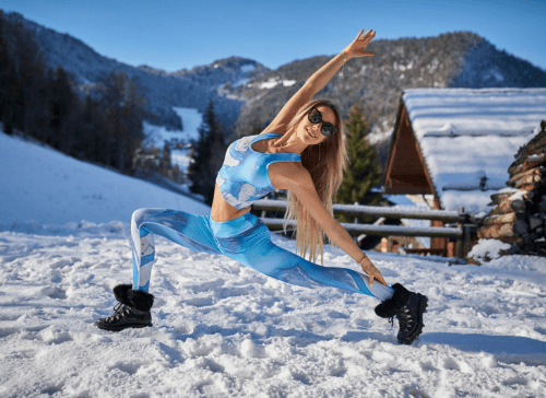 H. Holderness womens activewear collections