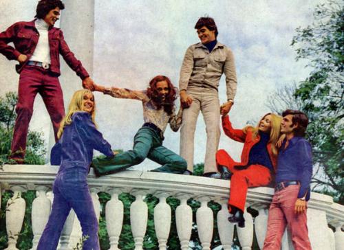 Bell Bottoms 1970's Men's Fashion