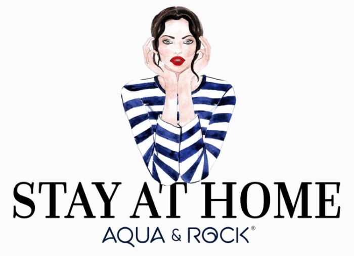 aqua rock stay home