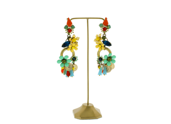 colourful-beaded-earrings-with-flower-design-by-nour-london