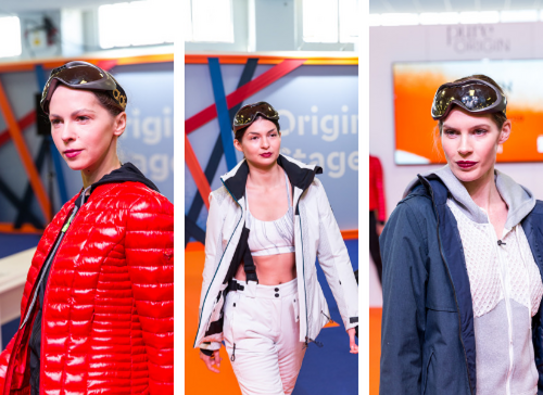 Pure Origin Catwalk Trends Performance Fabrics