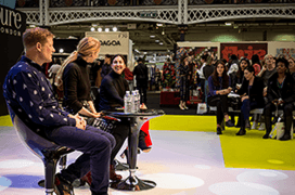 Pure London exhibitor faqs