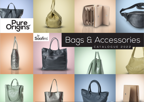 Bags & Accessories Catalogue 2022