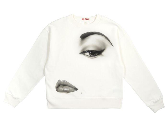 VOGUE - Women's dropped shoulder sweatshirt