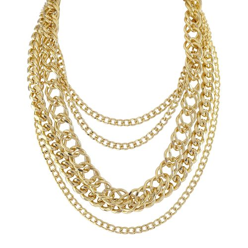 Loverocks  layering chain  trend