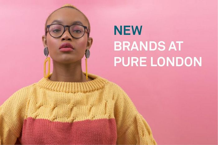 New for Pure London SS19