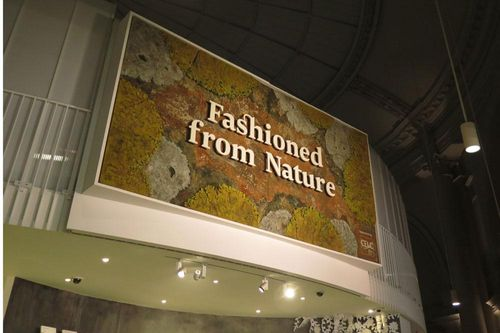 The V&A: Fashioned from Nature