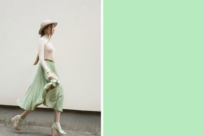 A festival of colour: colour trends for SS20